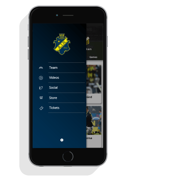 KIm Solution Mobile apps for sports teams development